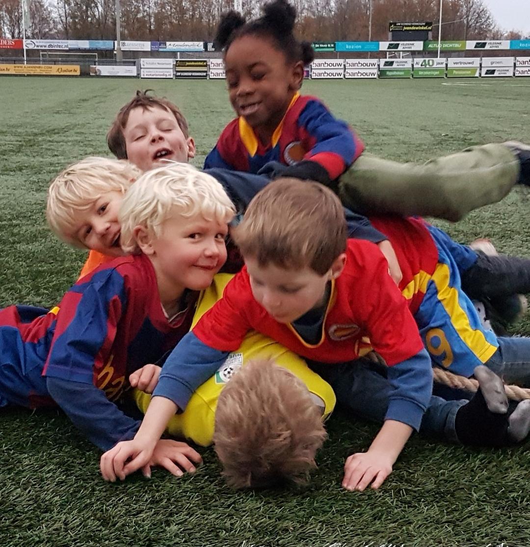 RKSV Nuenen start zaterdag 20 maart met Balplezier!