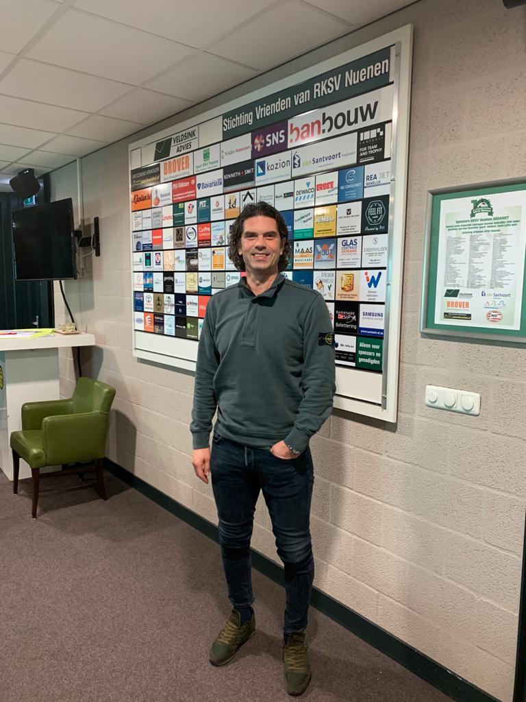 Maurice Verberne nieuwe trainer RKSV Nuenen