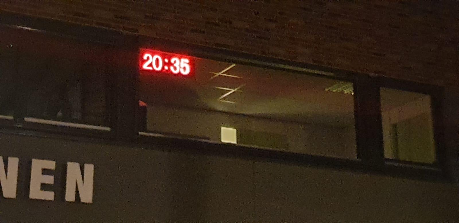 RKSV Nuenen weer bij de tijd....